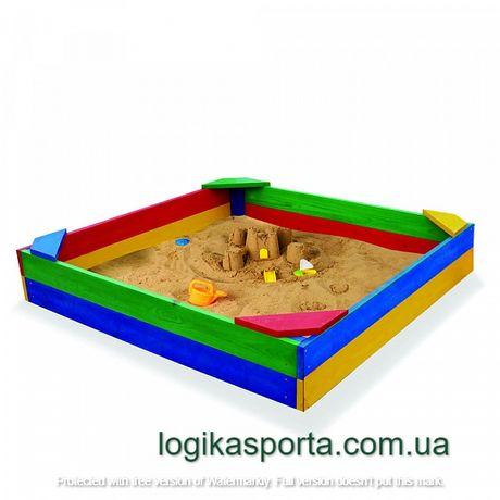 Песочница, детская игровая площадка, большой выбор