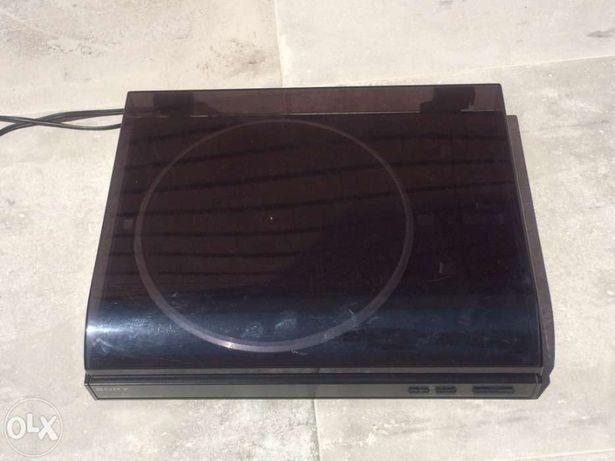 Gira discos sony ps-lx150h - excelente estado