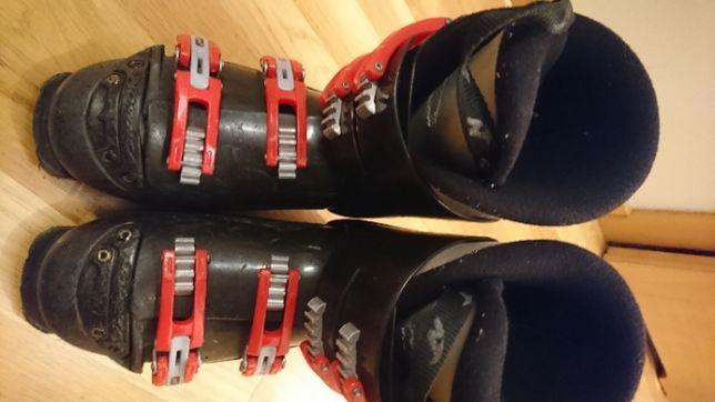 Buty narciarskie Nordica, nr 22,5, dł. skorupy 260 mm