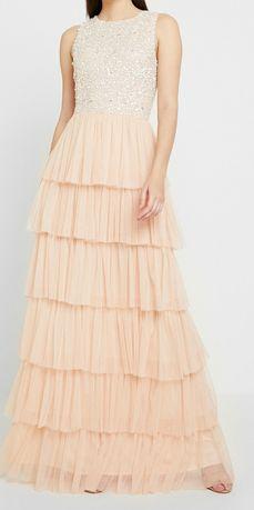 Suknia balowa picasso layred M