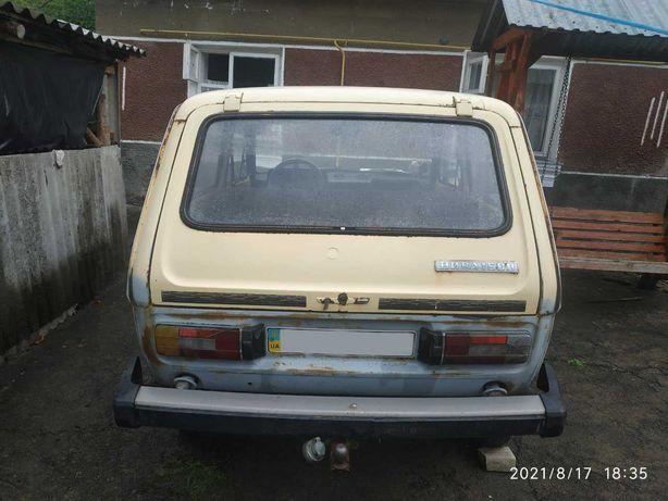 ВАЗ 2121, Нива 1987 року