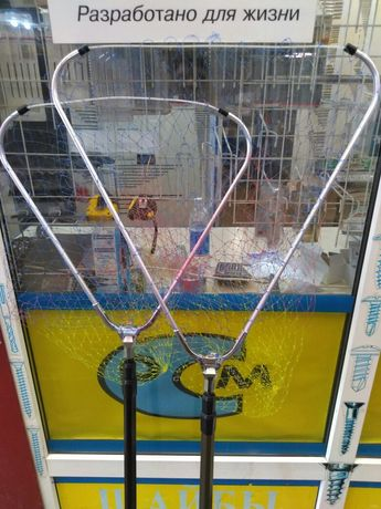 Подсак для рыбаоки 3 метра