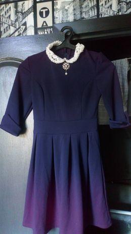 Платье школьное на подростка