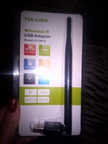 Wi Fi адаптер        adapter