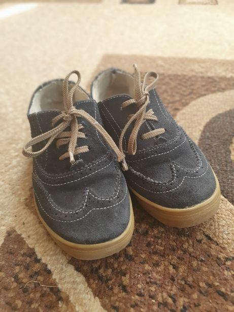Туфли замша Bata