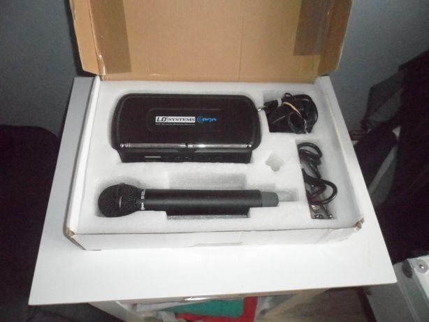 Sprzedam mikrofon bezprzewodowy LD System WS ECO 2