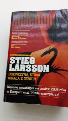 Larsson trylogia komplet