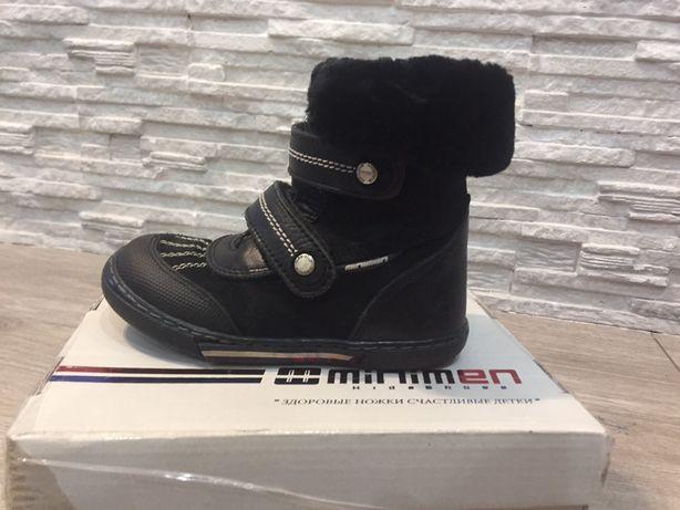 Зимнее ботинки Minimen