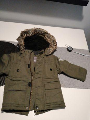 Ciepła modna kurtka Primark