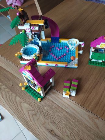 Klocki Lego Friends Basen 41008