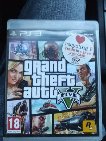 GTA 5 na PlayStation 3