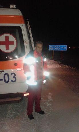 Перевозка лежачих больных Днепр, Украина, Россия