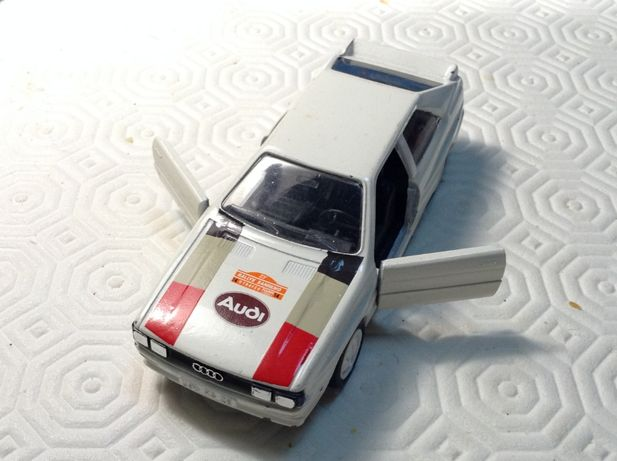 AUDI 4 Rallye - 15€ BMW série 3 -10€ SOLIDO carros 1:43 made in France