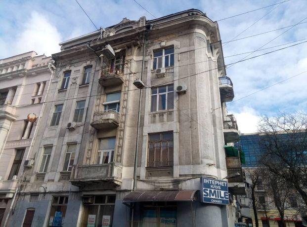 140 кв.м.+140 кв.м. чердак. Греческая, 46. Квартира под ремонт.