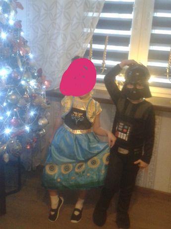 Przebranie Star Wors lord Vader.