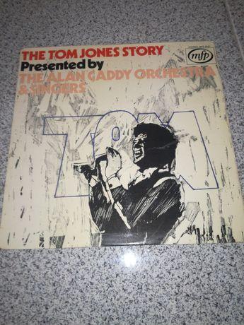 Tom Jones story disco vinil lp