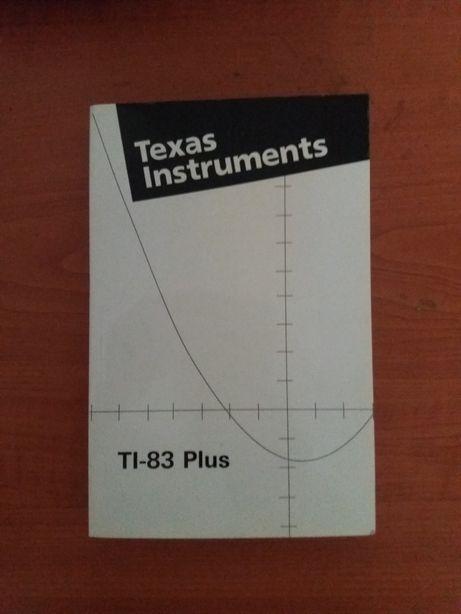 Manual TI-83 Plus Original