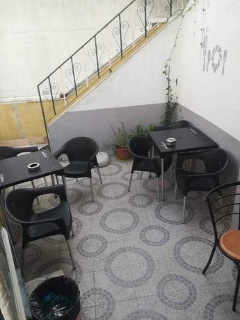 Trespasso Café - Totalmente equipado e em funcionamento normal