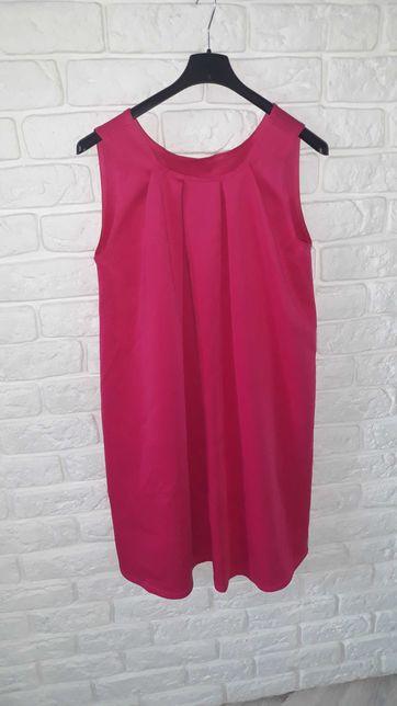 Sukienka ciążowa c. róż