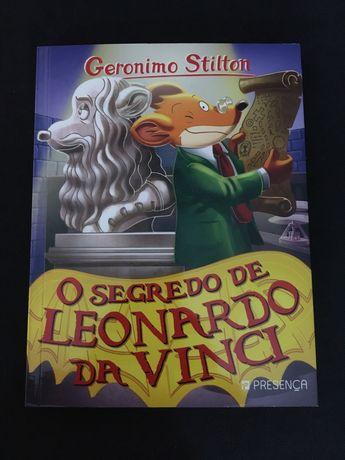 Livros do Geronimo Stilton 2€ cada