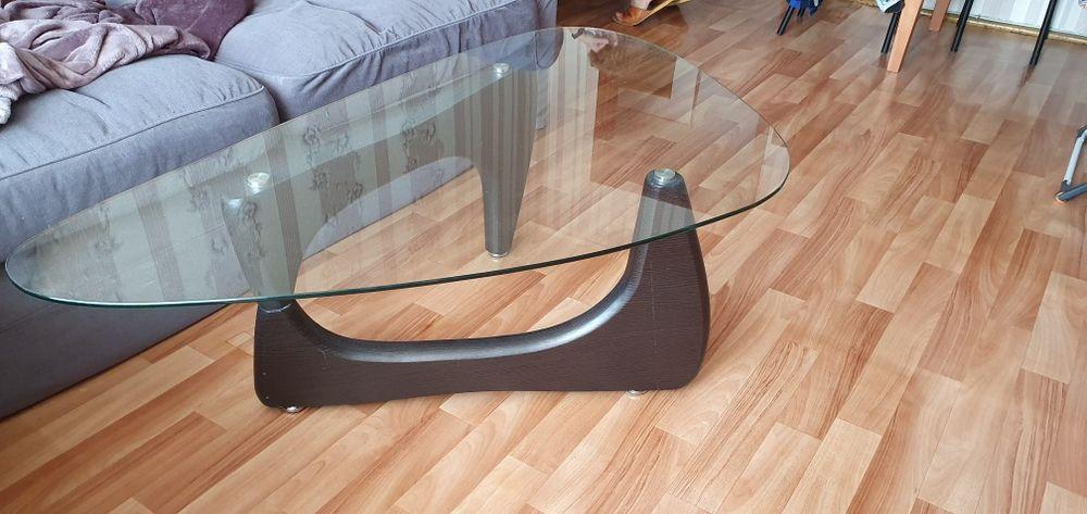 Stół szklany, kawowy. Chorzów - image 1