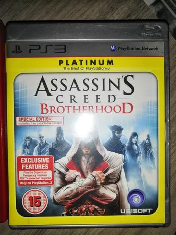 Gra Assassin's creed Brotherhood PS3