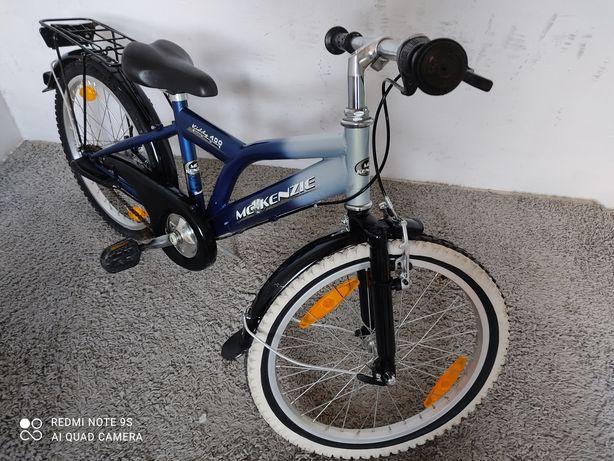 Rower rowerek dziecięcy Mc Kenzie Kiddy400 koła 20 cali 3 przerzutki