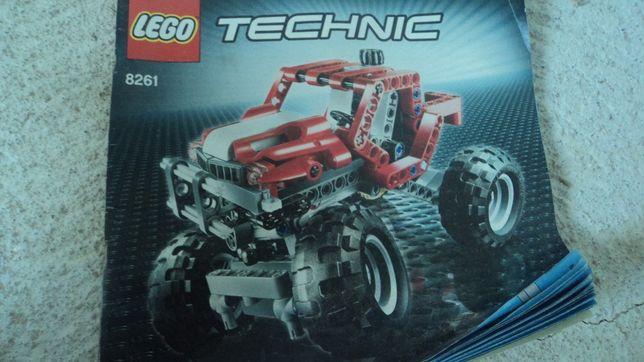 LEGO Technic 8261-Rally Truck
