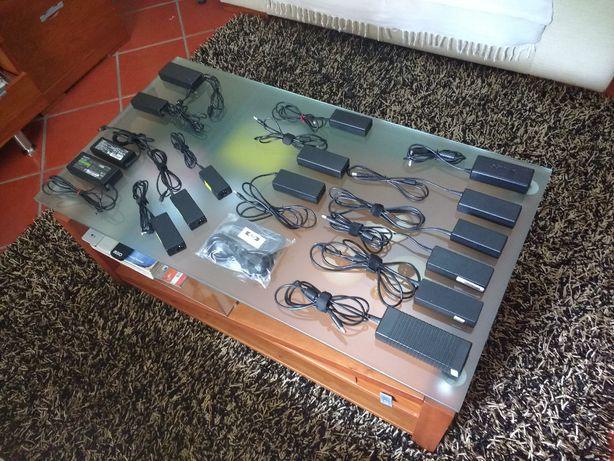 Carregadores Originais Lenovo, Samsung, HP, Sony, Acer, Toshiba, etc..