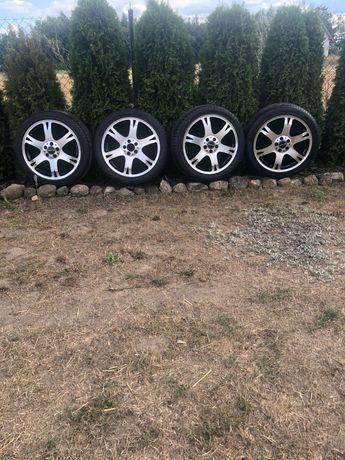 Alufelgi 19 ,5x112 Mercedes