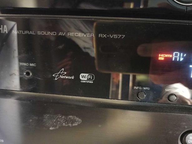 Amplituner Yamaha RX-V577, stan bdb!