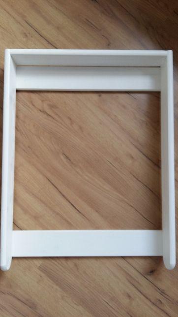 Drewniany przewijak nakładka na komode Malm Hemnes Ikea