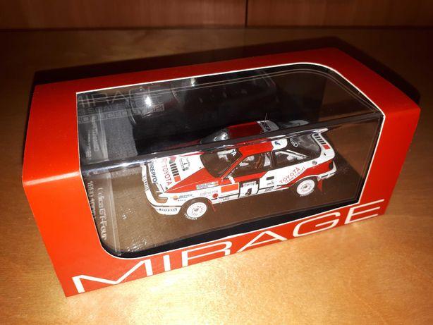 Масштабна модель 1:43 HPI 8573 Toyota Celica GT-Four 1990 1000 Lakes