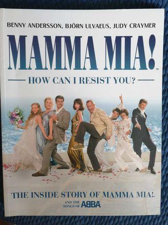 Mamma Mia!, livro novo, com toda a história do filme