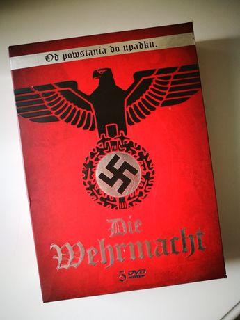 Die Wehrmacht Od powstania do upadku 5DVD