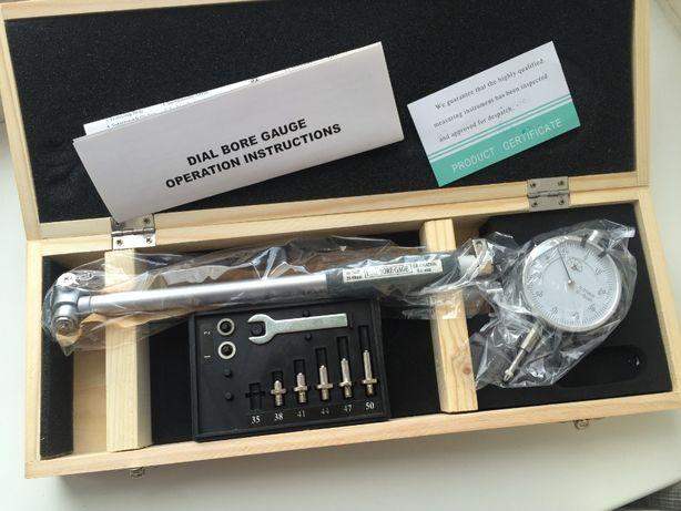 Нутромер 35-50 mm, новый! Нутромір 35-50 мм