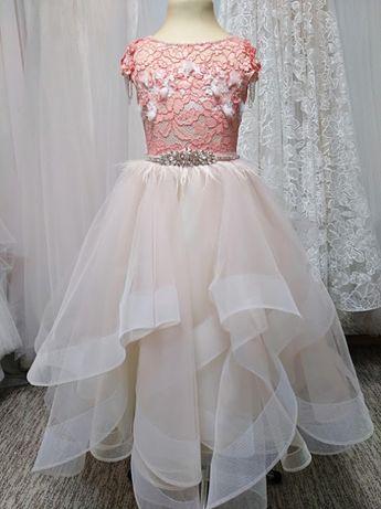 Дитяча сукня, плаття випускне сукня вечірня детское платье на 6-10 лет
