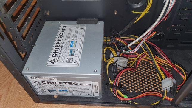 Zasilacz Chieftec 600w CTG-600-80P