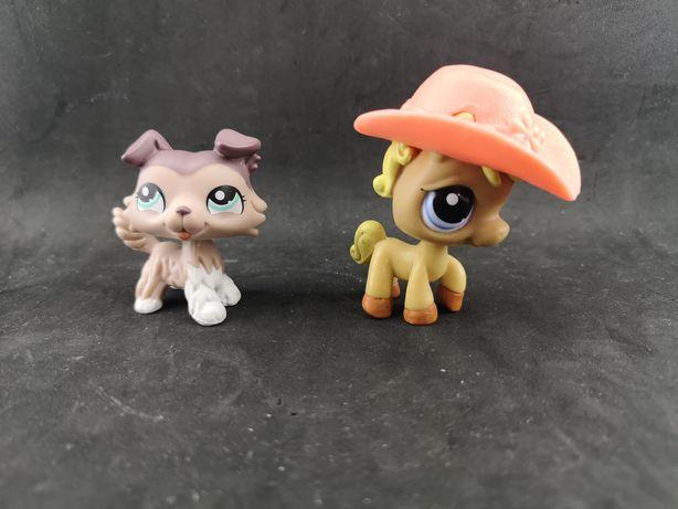 2 lps littlest pet shop