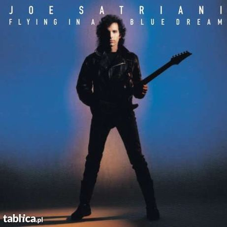 "Joe Satriani "" Flying In A Blue Dream "" CD 19 zł"