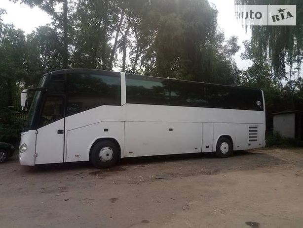 Автобус SCANIA IRIZAR Запчасти