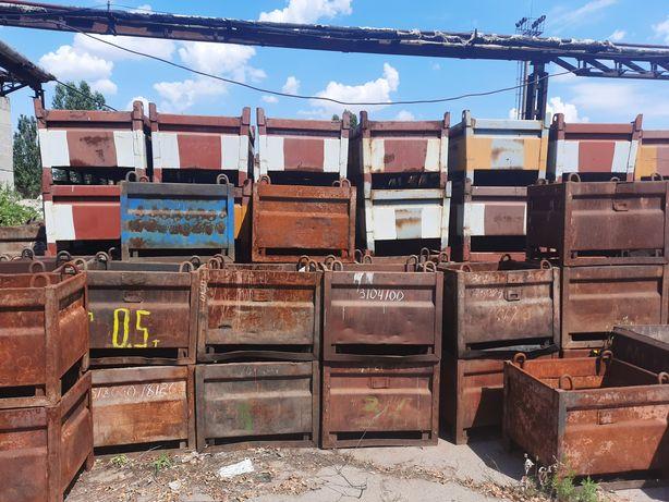 Продаю ящики металлические, Производственную тару