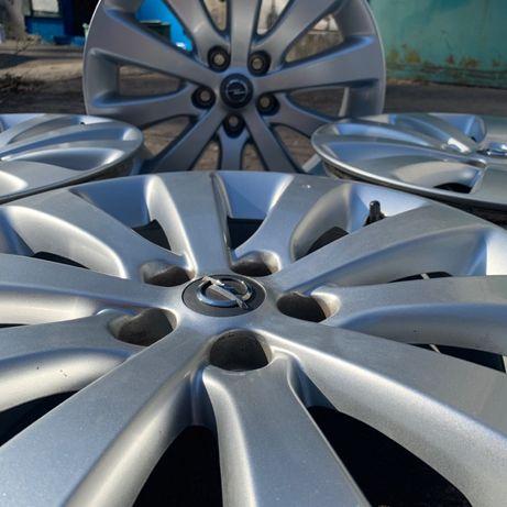 Литые диски Литі діски Опель Астра Opel Astra J R17 5x105 ET42 GM Orig