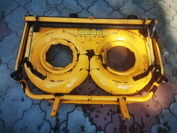 Stiga Villa ramka obudowa kosisko kosidlo adapter tnący