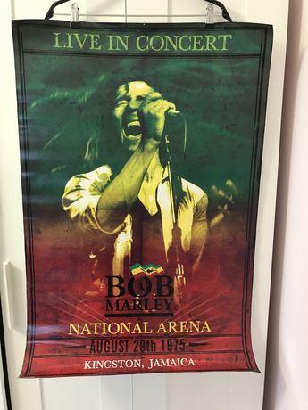 Plakat/poster Bob Marley