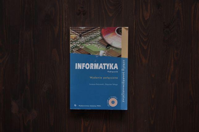Informatyka. Podręcznik. Wydanie połączone