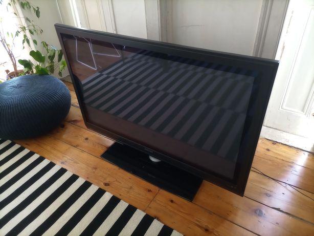 """TV Plasma Philips 50"""" polegadas 50PFP5532D/12 para peças ou reparação"""