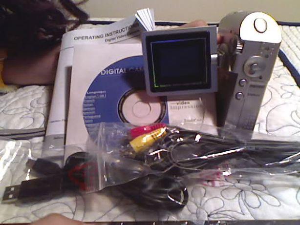 Economico!! Camera filmar e foto