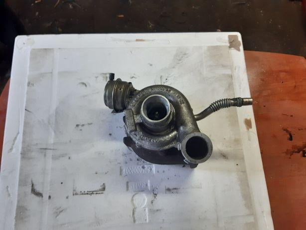 Turbosprężarka Audi