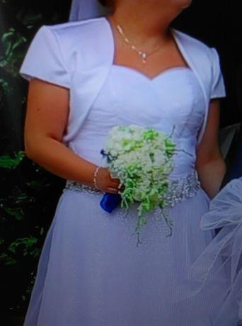 Sukienka ślubna